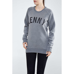 Vêtements Homme T-shirts manches longues Seven Tees Sweat Shirt  Lenny Anthracite Femme Anthracite