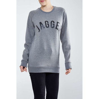 Vêtements Homme T-shirts manches longues Seven Tees Sweat Shirt  Jagger Anthracite Femme Anthracite
