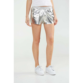Vêtements Homme Shorts / Bermudas Evil Twin Bermuda  Title Fight Argent Femme Argent