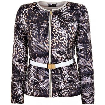 Vêtements Femme Vestes / Blazers Guess Veste Nadie imprimé Jungle Léopard 594