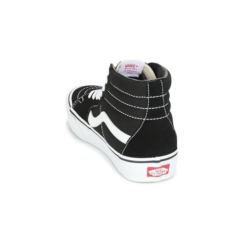 Montantes NoirBlanc Vans Hi Sk8 Baskets 9IH2ED