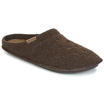 Chaussures Chaussons Crocs CLASSIC SLIPPER Marron