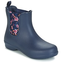 Chaussures Femme Boots Crocs CROCS FREESAIL CHELSEA Marine