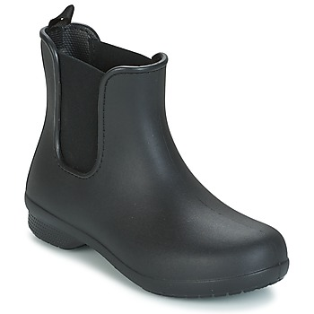 Chaussures Femme Boots Crocs CROCS FREESAIL CHELSEA Noir