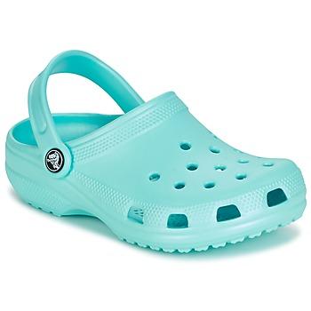 Chaussures Enfant Sabots Crocs CLASSIC CLOG KIDS Bleu