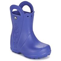 Chaussures Enfant Bottes de pluie Crocs HANDLE IT RAIN BOOT Bleu