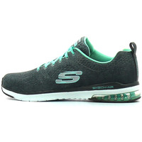 Chaussures Femme Baskets basses Skechers SKECH-AIR INFINITY Charbon / Multi