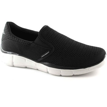 Chaussures Homme Baskets basses Skechers  Nero