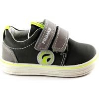 Chaussures Enfant Chaussons bébés Primigi 75381 chaussures basses baskets grises de larmes vertes de bébé Grigio