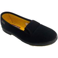 Chaussures Femme Chaussons Doctor Cutillas femme Slipper personne âgée de caoutchou negro