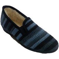 Chaussures Femme Chaussons Made In Spain 1940 chaussure fermée étant la maison élastiq azul