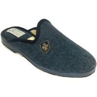 Chaussures Homme Chaussons Made In Spain 1940 Tongs homme d'être à la maison de la lai azul