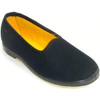Chaussures Femme Chaussons Doctor Cutillas femmes chaussures personne âgée conforta negro