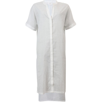 Vêtements Femme Robes Seafolly Robe de plage  Textured Voile Blanc BLANC
