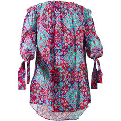 Vêtements Femme Robes courtes Seafolly Robe de plage  Casablanca Multicolore MULTICOLORE