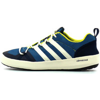 Chaussures Randonnée adidas Performance Terrex CC Boat Core Blue / Chalk White / Bright Yellow