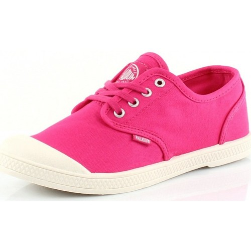 Chaussures Femme Baskets basses Palladium Pallacitee Rose
