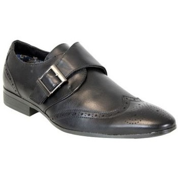 Chaussures Homme Derbies Kebello Chaussures ELO507 noir