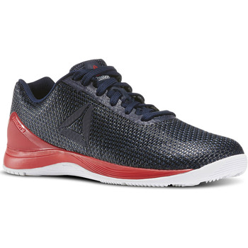 Chaussures Femme Fitness / Training Reebok Sport CrossFit Nano 7 Nation Pack Bleu / Blanc