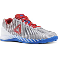 Chaussures Femme Fitness / Training Reebok Sport CrossFit Nano 7 Nation Pack Gris / Bleu