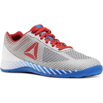 Chaussures Homme Fitness / Training Reebok Sport CrossFit Nano 7 Nation Pack Gris / Bleu