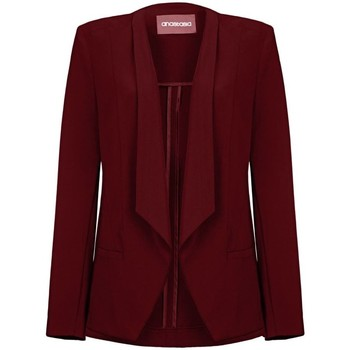 Vêtements Femme Vestes / Blazers Anastasia parent Red