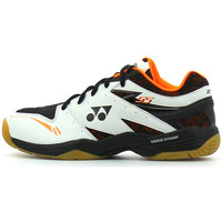 Chaussures Homme Sport Indoor Yonex Power Cushion 55 Blanc / Orange
