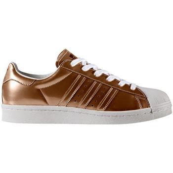 Chaussures Femme Baskets basses adidas Originals Superstar Boost - Ref. BB2270 Marron
