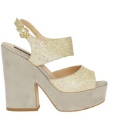 Chaussures Femme Sandales et Nu-pieds Silvana 769/t90 Sandale Femme Beige Beige