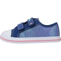 Chaussures Fille Baskets basses Pablosky 939670 Blue