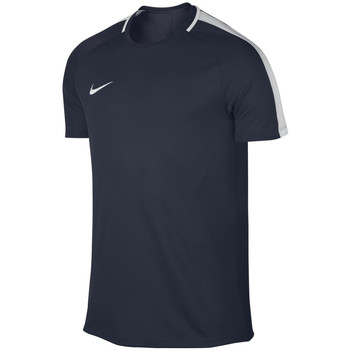 Vêtements Homme T-shirts manches courtes Nike Dry Top Academy Obsidian / White