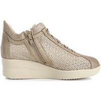 Chaussures Femme Baskets basses Agile By Ruco Line 0226-82984 Basket Femme Gold Gold