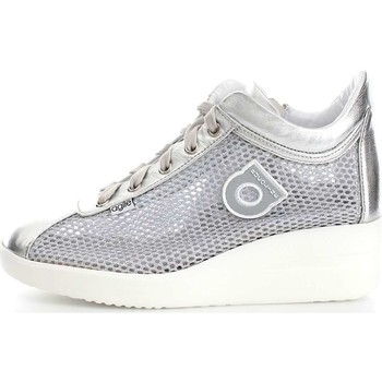 Chaussures Femme Baskets basses Agile By Ruco Line 0226-82983 Basket Femme Silver Silver
