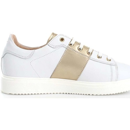 wholesale dealer b37dd 8e560 Liu Jo UB22995 Basket Femme White Platinum White Platinum - Chaussures  Baskets basses Femme