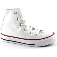 Chaussures Baskets montantes Converse 3J253C  blanc chaussures blanches toutes hautes espadrilles étoi Bianco