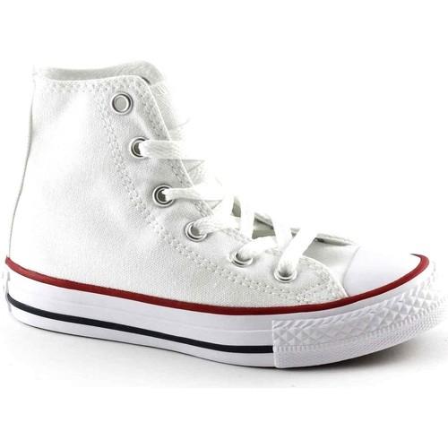 Chaussures Baskets montantes Converse CON-CCC-3J253C-WH Bianco