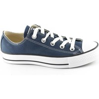 Chaussures Baskets montantes Converse M9697C marine baskets basses lacets all star Blu