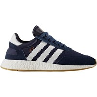 Chaussures Homme Baskets basses adidas Originals ZAPATILLA  INIKI RUNNER Blue