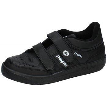 Chaussures Homme Baskets basses J´hayber  Noir