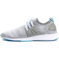 Chaussures Homme Baskets mode Project Delray Baskets  Wavey Knit Gris Turquoise Gris