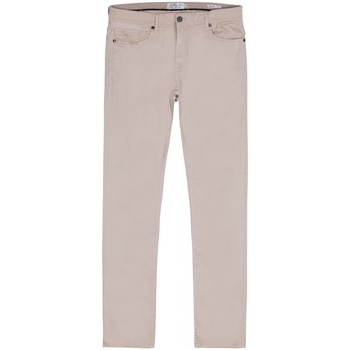 Vêtements Homme Jeans droit Gentleman Farmer Jean Peter Beige