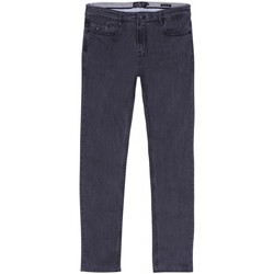 Vêtements Homme Jeans droit Gentleman Farmer Jean Peter Gris