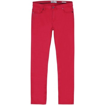 Vêtements Homme Jeans slim Gentleman Farmer Jean slim Pharell Rouge