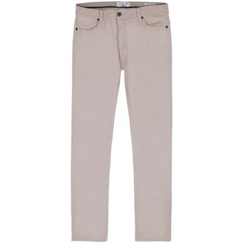 Vêtements Homme Jeans slim Gentleman Farmer Jean slim Pharell Beige