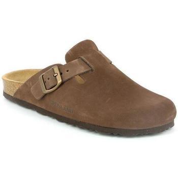 Chaussures Femme Mules Grunland DSG-CB7018 MARRONE