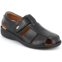 Chaussures Homme Sandales et Nu-pieds Grunland DSG-SE0015 NERO