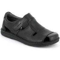 Chaussures Homme Sandales et Nu-pieds Grunland  NERO