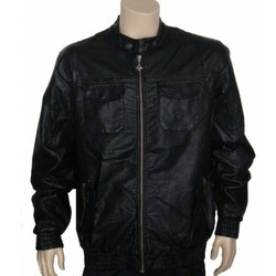 Vêtements Homme Blousons Lrg Blouson simili - Shadowplay Revisit Jacket - Black Noir