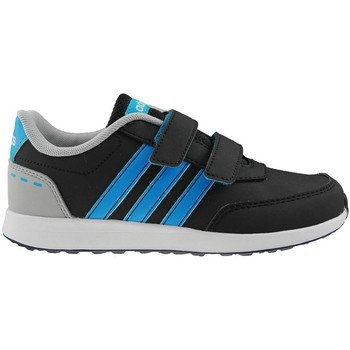 Chaussures Enfant Baskets basses adidas Originals VS Switch 20 Cmf C Noir-Bleu-Gris