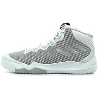 Chaussures Homme Basketball adidas Performance Crazy Hustle FTWR White / Silver Met / Solid Grey